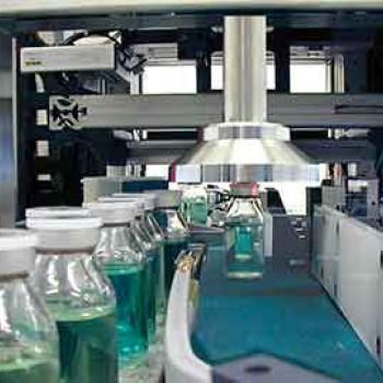 Filtros de aire para la industria farmaceutica
